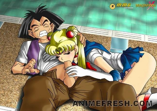 futanari on male manga