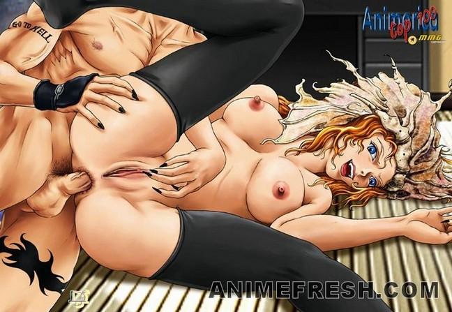 hentai onion booty thong