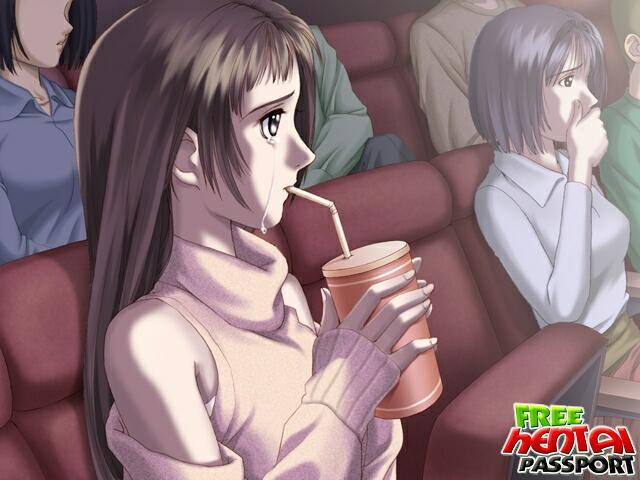 Young girl anime hentai