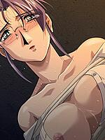clevage hentai