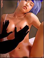 hentai busty milf lady